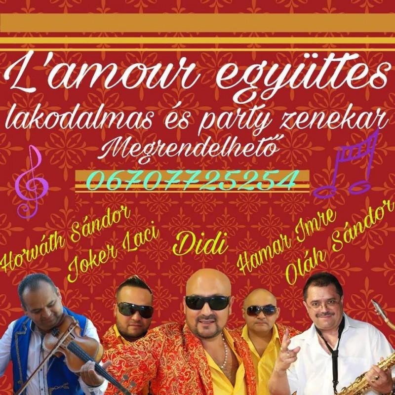 Esküvő helyszín | Didi L'amour együttes