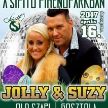 Esküvő helyszín | Húsvéti Retro Party - Jolly & Suzy